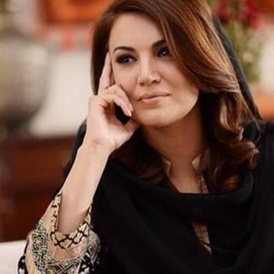 برطانوی نشریاتی ادارہ ریحام خان سے شادی کے 10 ماہ پر کتاب لکھنے اور انٹرویو دینے پر اصرار کر رہا ہے