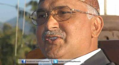 نیپالی وزیراعظم کےپی شرما نے بھارت کووارننگ دے ڈالی