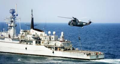 پاکستان نیوی کی چار مرحلوں پر مشتمل بحری مشق سی اسپارک دو ہزار پندرہ کا آغاز ہوگیا