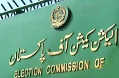 الیکشن کمیشن نے سانگھڑ میں بلدیاتی الیکشن ملتوی کردیئے