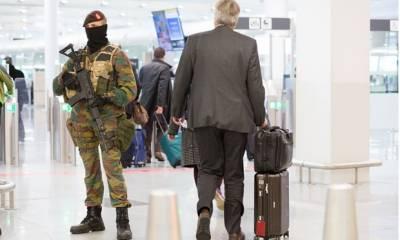 یلجیئم کے دارالحکومت برسلزمیں دہشت گردی کے خطرے کے پیش نظر ہائی الرٹ کردیا گیا