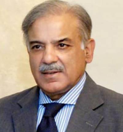 شہباز شريف نے لاہور ائيرپورٹ پرجديد انسٹرو مينٹل لينڈنگ سسٹم کا افتتاح کرديا