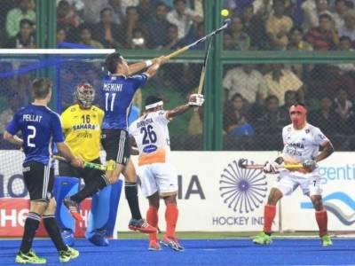 بھارت میں جنوبی افریقین کرکٹ ٹیم کے بعد ارجنٹائن کی ہاکی ٹیم بھی شدت پسندوں کے نشانے پرآگئی
