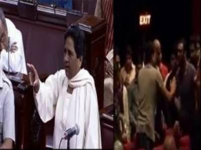 بھارت میں بڑھتی ہوئی ہندو انتہاپسندی پر لوک سبھا اجلاس میں اپوزیشن جماعتوں نے مودی سرکار کو خوب آڑے ہاتھوں لیا