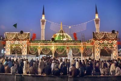 حضرت داتا گنج بخش رحمتہ اللہ علیہ کے نو سو بہترویں سالانہ عرس کی سہ روزہ تقریبات کا آغاز
