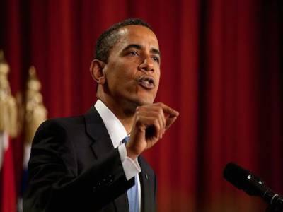 دہشتگردی کے خلاف جنگ مسلمانوں کے خلاف نہیں، امریکیوں کو تمام مذاہب کے ماننے والوں کا احترام کرنا ہوگا. باراک اوباما