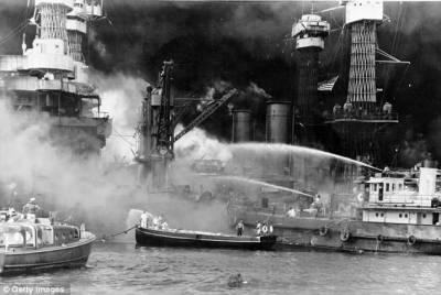 امریکی افواج پر تاریخ کے بدترین حملے کو چوہتر برس بیت گئے