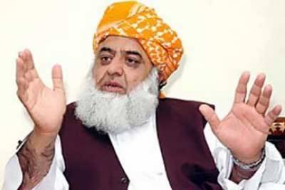 مذاکرات ہی تمام مسائل کا حل ہیں،، گولی سے نہیں بلکہ بولی سے مسائل حل ہوں گے: مولانا فضل الرحمان