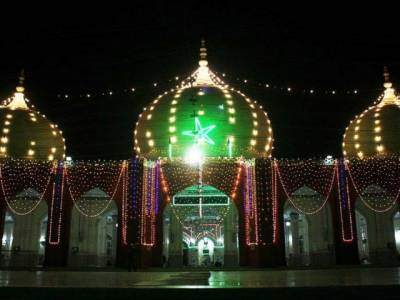 12 ربیع الاول کی آمد آمد, ملک بھر میں عید میلادالنبی صلی اللہ علیہ وسلم کی تیاریاں انتہائی جوش وجذبے سے جاری