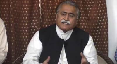ڈاکٹر عاصم کیس میں عدالتی فیصلے سے مایوسی ہوئی ، اس سے انتشار پھیلے گا, فیصلے کوچیلنج کرنا یا نہ کرنا ڈاکٹر عاصم کے گھر والوں پر منحصر ہے : مولابخش چانڈیو
