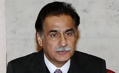 عمران خان کھبی دھرنا دیتے ہیں تو کھبی دھکمی, لیڈر کو دھمکیاں دینا زیب نہیں دیتا : سردار ایازصادق