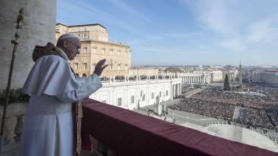 مسیحیوں کے مقدس ترین مشن ویٹی کن نے فلسطین کو باضابطہ ریاست کے طور پر تسلیم کرنے کا اعلان کر لیا
