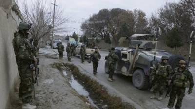 افغانستان میں بھارتی قونصل خانے حملے پر سیکیورٹی فورسز کا آپریشن مکمل, کارروائی میں تین حملہ آوور ہلاک ، پانچ سیکیورٹی اہلکار اور تین مقامی افراد زخمی