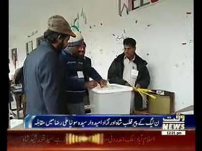 By Election PP-89 In Pir Mehal