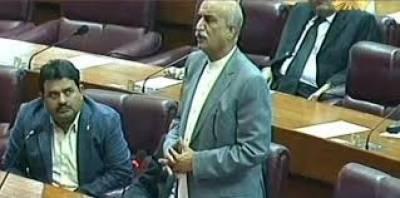 حکومت کی پارلیمینٹ میں بھی کوئی دلچسپی نہیں، مت بھولیں جب حکومت کو لالے پڑے تھے تو پارلیمینٹ نے ہی بچایا تھا:خورشید شاہ