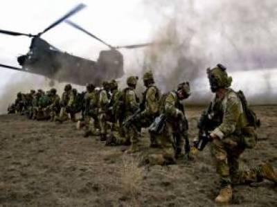 امریکی فوج کے مطابق افغانستان کے جنوبی صوبے ہلمند میں ایک کارروائی کے دوران امریکہ کی خصوصی افواج کا1 اہلکار ہلاک اور 2 زخمی ہوگئے ہیں۔