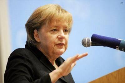 جرمنی کی چانسلر انجیلا مرکل کا دفتر ایک مشکوک پیکٹ ملنے کے بعد بند کر دیا گیا