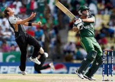 پاکستان اور نیوزی لینڈ کے درمیان پہلا ٹی ٹوئنٹی میچ کل آکلینڈ میں کھیلا جائے گا