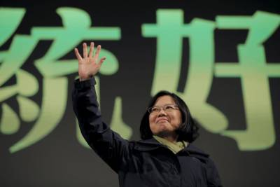 تائیوان میں پہلی بار ایک خاتون صدر منتخب ہوگئیں