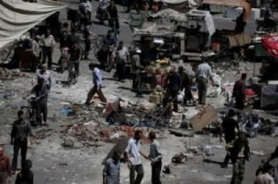 شام کے شہر دیرالزور میں داعش کے حملوں میں تین سو سے زیادہ شہری ہلاک ہوئے: شام سرکاری خبررساں ایجنسی صنعا