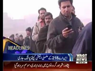 Waqtnews Headlines 09:00 AM 18 January 2016
