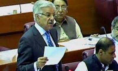 وزیردفاع خواجہ آصف نے نیا پنڈوراباکس کھول دیا