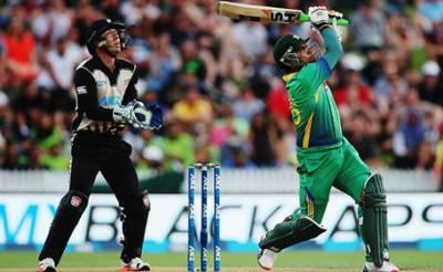 پاکستان اور نیوزی لینڈ کے درمیان تیسرا اور آخری ٹی ٹوئنٹی کل کھیلا جائے گا