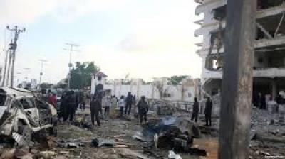 صومالیہ میں بم دھماکے کے نتیجے میں20 افراد ہلاک جبکہ متعدد زخمی ہوگئے