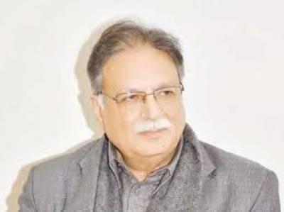 دہشتگردی کیخلاف جنگ میں بندوق ،،قلم اور میڈیا اہم کردار ادا کررہا ہے: پرویز رشید