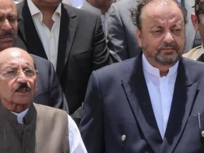 وزیراعلیٰ سندھ قائم علی شاہ سے سپیکرسندھ اسمبلی آغا سراج درانی کی ملاقات , سندھ اسمبلی سے متصل کوارٹرز کے مکینوں کو فوری طورپرسرکاری رہائش فراہم کرنے کی ہدایت