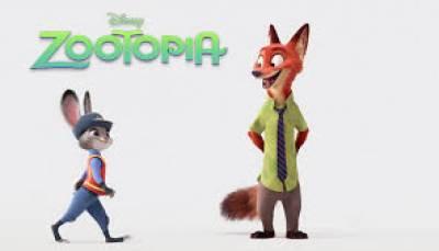 ہالی وڈ کی اینی میٹڈ فلم 'زوٹوپیا'شائقین کے لیے جلد نمائش کیلئے پیش کی جائے گی،فلم کا نیا ٹریلر جاری کردیا گیا
