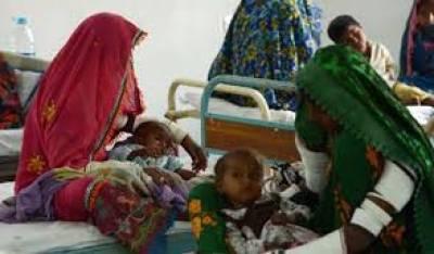مٹھی میں غذائی قلت کے باعث معصوم بچوں کی اموت کا سلسلہ نہ تھم سکا مزید3 بچے غذائی قلت کے باعث موت کے منہ میں چلے گئے