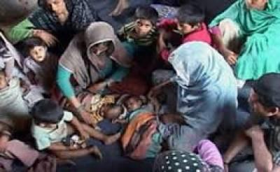 تھرپارکر میں غذائی قلت اور وبائی امراض سے ہلاکتوں کا سلسلہ جاری ہے