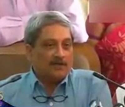 بھارتی وزیر دفاع ایک بار پھر زہر اگلنا شروع ہو گئےپاکستان کی جانب سے مثبت اقدام بھی انہیں ہضم نہ ہوئے