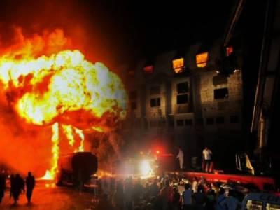 بلدیہ ٹاؤن فیکٹری میں لگنے والی آگ حادثاتی نہیں , سوچی سمجھی دہشتگردی تھی, سانحہ پر بنائی گئی جے آئی ٹی میں سنسنی خیز انکشافات