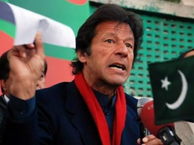 عمران خان نےپنجاب اورسندھ حکومت کوچیلنج کردیا