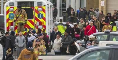 امریکی ریاست واشنگٹن میں مسلح شخص کی فائرنگ , 4 افراد ہلاک , پھر خود کو گولی مار کر اپنی زندگی کا خاتمہ کرلیا