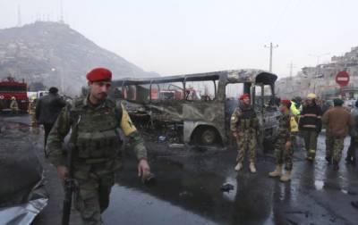 افغانستان ایک ہی روز دو دھماکوں سے گونج اٹھا، دارالحکومت کابل اور صوبہ کنڑ میں خودکش حملے, اٹھائیس افراد لقمہ اجل، سترسےزائد زخمی