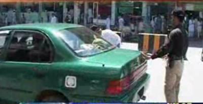 پشاورمیں پولیس اورسیکیورٹی فورسزکےسرچ آپریشن میں58 مشتبہ افرادکوگرفتار کرکےاسلحہ برآمدکرلیا