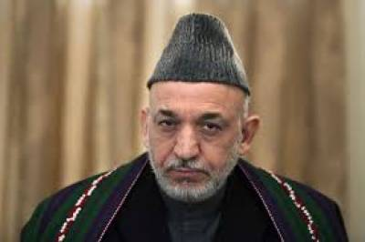حامدکرزئی نےنیا شوشہ چھیڑتےہوئےکہا ہےکہ پاکستان ان کےدورحکومت میںڈیورنڈ لائن کوتسلیم کرنےپرتیارتھا