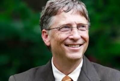 Microsoft کےمالک بل گیٹس ایک مرتبہ پھردنیاکےامیرترین شخص قرارپائےہیں