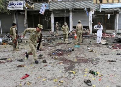 افغان شہرجلال آبادکےڈپلومیٹک ایریا میں 2 بم دھماکوں میں کم از کم 2افغان شہری ہلاک جبکہ 19 زخمی ہوگئے