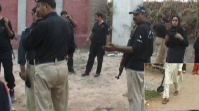 پشاورمیں بڈھ بیرایئربیس حملےکی سہولت کارخاتون کوگرفتارکرلیا گیا