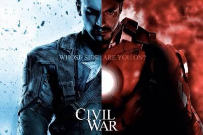 ایکشن فلم کیپٹن امریکا 'سول وار' کا نیا ٹریلرجاری