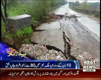 Waqtnews Headlines 11:00 AM 20 March 2016