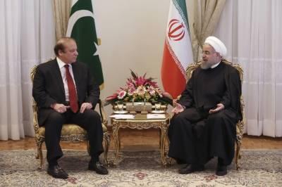 وزیراعظم نوازشریف کی دعوت پر ایران کے صدر ڈاکٹر حسن روحانی جمعہ سے پاکستان کا دوروزہ دورہ کریں گے