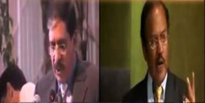 بھارت کی قومی سلامتی کےمشیراجیت دوول نےناصرجنجوعہ سےرابطہ کرکےپٹھان کوٹ حملےکی تحقیقات کےسلسلےمیں پاکستان آمدپرتبادلہ خیال کیا
