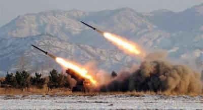 دھمکیاں اورپابندیاں ایک طرف شمالی کوریا نےبین براعظمی بیلسٹک میزائل کیلئےڈیزائن کئےگئےایک انجن کا کامیاب تجربہ کرلیا