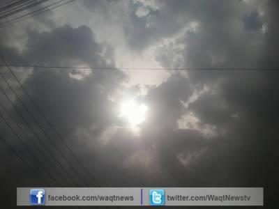 آئندہ چوبیس گھنٹوں سے بدھ کے دوران ملک کے بیشتر علاقوں میں مزید بادل برسیں گے۔ محکمہ موسمیات