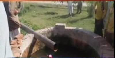 Chinotمیں زمیندارنےٹیوب ویل میں زہرملادیا،زہریلا پانی پینےسےمتعدد طلبہ کی حالت غیرہوگئی